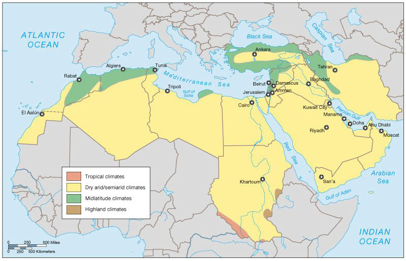 Unit 3 Northern Africa and the Middle East  Mr Washbonds Website